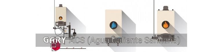 ACS (AGUA CALIENTE SANITARIA)
