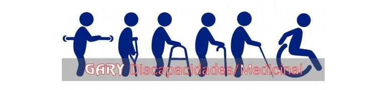 DISCAPACIDADES / MEDICINAL