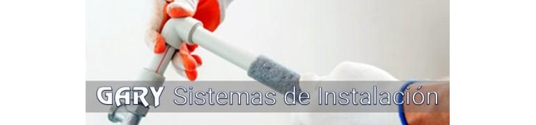 SISTEMAS DE INSTALACION
