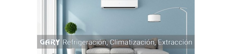 REFRIGERACION / CLIMATIZACION / EXTRACCION