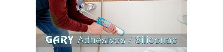 ADHESIVOS / SILICONAS
